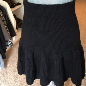 Sweater skirt
